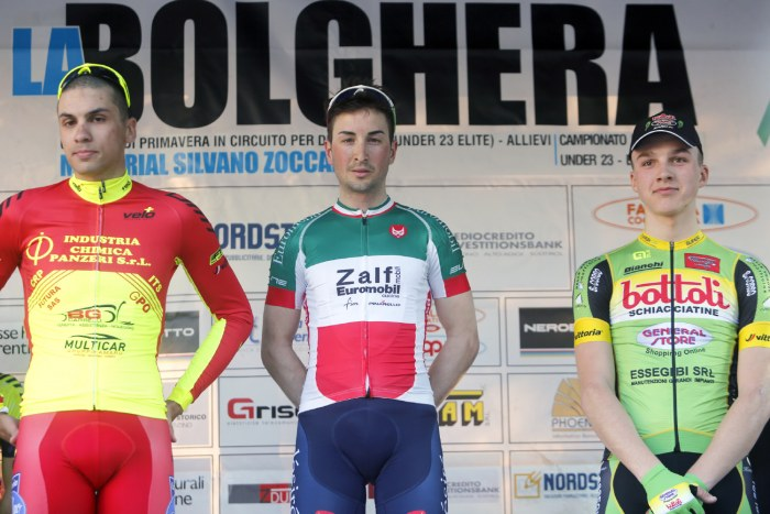 Trento: Gianluca Milani firma la Bolghera! Immagine